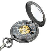 Механические карманные часы YISUYA №0045, фото 1