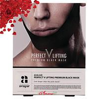 Лифтинг Премиум Черная Маска Avajar Perfect V Lifting Premium Black Mask 1ea