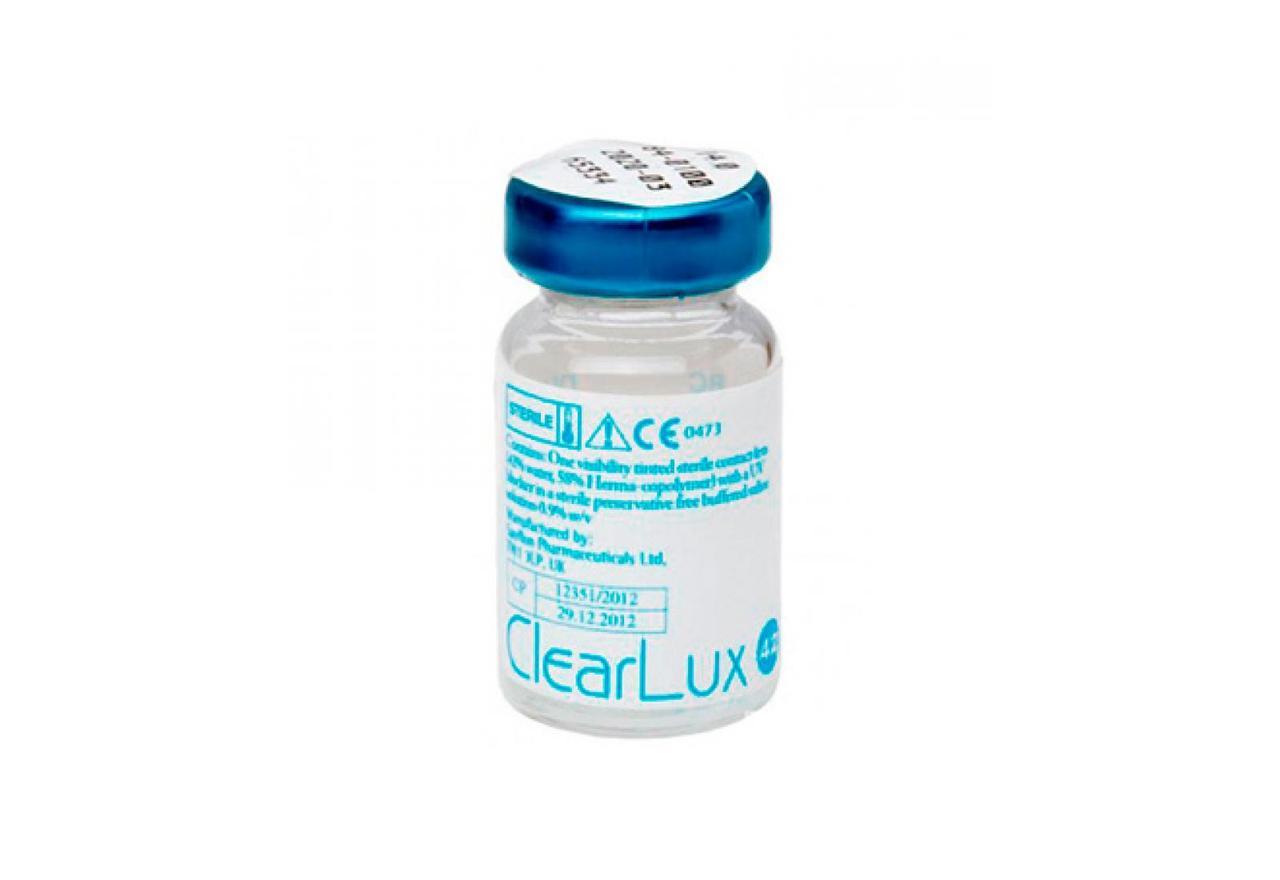 Линзы полугодичные и выше сроком ношения Clearlux 42 UV