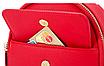 Рюкзак женский мини сумка Forever Young Classic Черный, фото 4