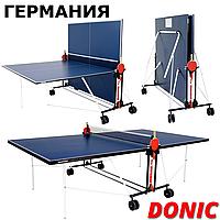 Теннисный стол Donic Indoor Roller FUN для помещений