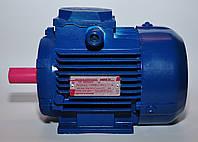 Электродвигатель многоскоростной АИР90L8/4 (0,8/1,32кВт-750/1500об/мин) 220/380В, 380В