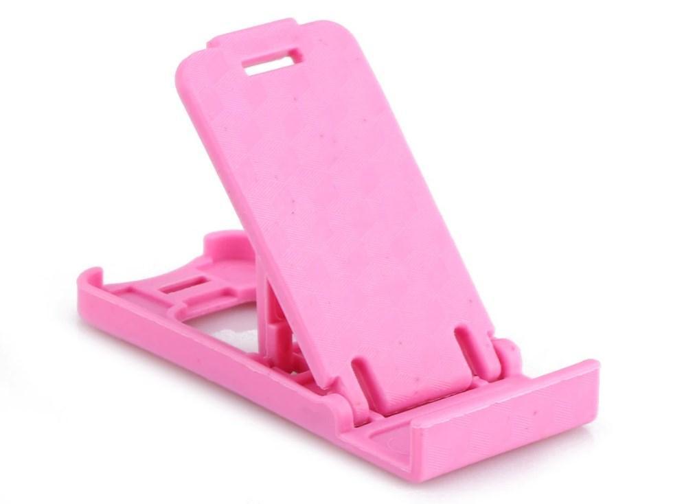 Подставка для телефона / планшета универсальная розовый