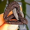 Эксклюзивное серебряное кольцо, фото 9