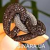 Эксклюзивное серебряное кольцо, фото 6