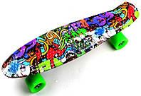 """Penny Board """"Graffiti Hip-Hop"""" ОПТ"""
