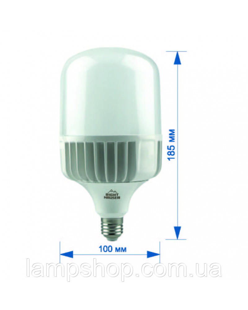 Лампа RIGHT HAUSEN LED Standard HIGH POWER 30W E27 5000K HN-158012