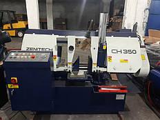 Zenitech CH 350 ленточнопильный станок по металлу полуавтоматичесикй 1