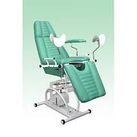Кресло гинекологическое КС-1РГ с гидравлической регулировкой высоты