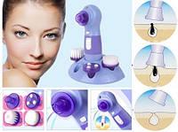 Вакуумный массажер 5 в 1 для лица, вакуумная система чистки лица Power Perfect Pore, косметический массажёр
