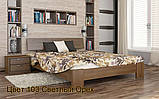 """Кровать из дерева """"Титан"""" Эстелла, фото 5"""