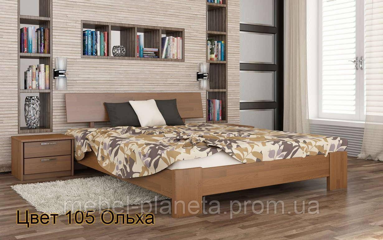"""Кровать из дерева """"Титан"""" Эстелла"""