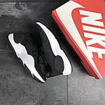 Чоловічі кросівки Nike Air Huarache E. D. G. E (чорно-білі), фото 4