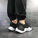 Чоловічі кросівки Nike Air Huarache E. D. G. E (чорно-білі), фото 6