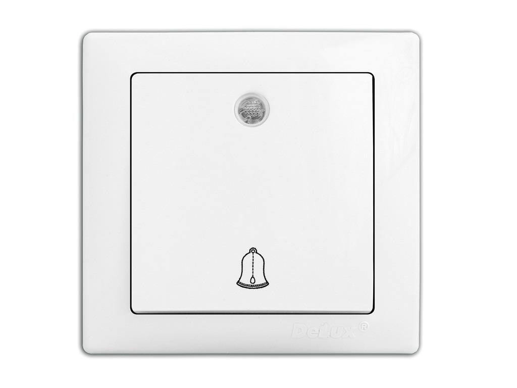 Выключатель 1-кл для звонка с подсветк SQ