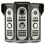 Видеодомофон  KKMOON 7 '' TFT LCD дисплеем, фото 7
