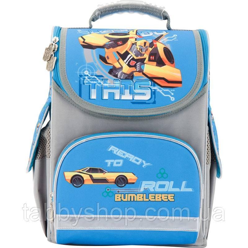 Ранець шкільний каркасний KITE Transformers 501S-2