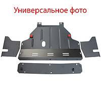 Защита двигателя картера и КПП Audi A3 8L/Octavia/Leon/Golf /V-бензин все/ {двигатель и КПП}