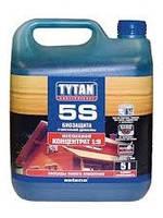 Биозащита строительной древесины Tytan 5S, 5 кг