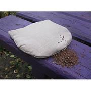 Подушка-грелка (семена льна)