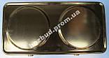 Плита газовая настольная Элна 01-П (ПГ2-Н с крышкой), фото 4