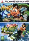 Сборник игр PS2: Hugo Magic in the Trollwoods / Agent Hugo: Hula Holiday