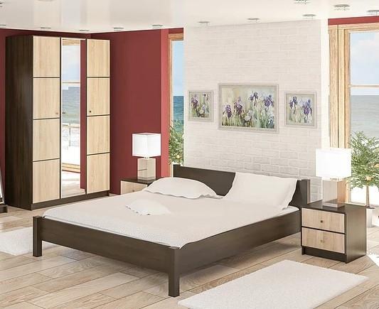 Спальня Фантазия 3Д (Мебель-Сервис)