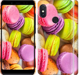 "Чехол на Redmi Note 5 Pro Макаруны ""2995c-1353-328"""