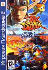 Сборник игр PS2: Jak And Daxter The Lost Frontier / Jak X: Combat Racing