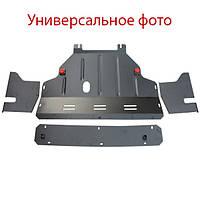 Защита двигателя картера и КПП Nissan Leaf (2012+) /V: все/ {радиатор, двигатель, КПП}