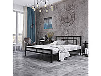 Кровать полуторная 1900*1200, 2000*1200, серии Квадро от Металл дизайн