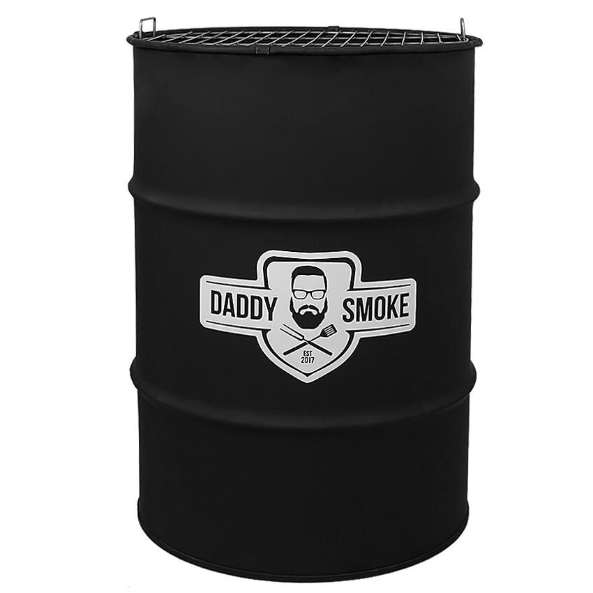 Гриль бочка Daddy Smoke, фото 1