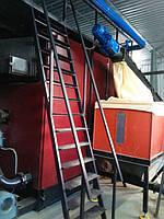 Процесс производства твердотопливных котлов, модульных котельных