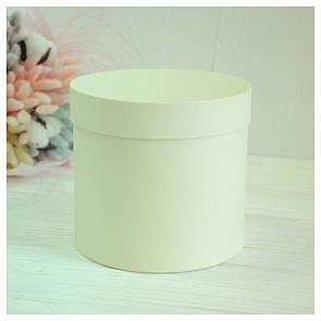 Шляпная круглая коробка d= 16 h=15 см
