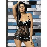 Очаровательная сорочка Curacao black