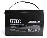 Аккумулятор гелевый 12V 100A  (-0767) Код:44793