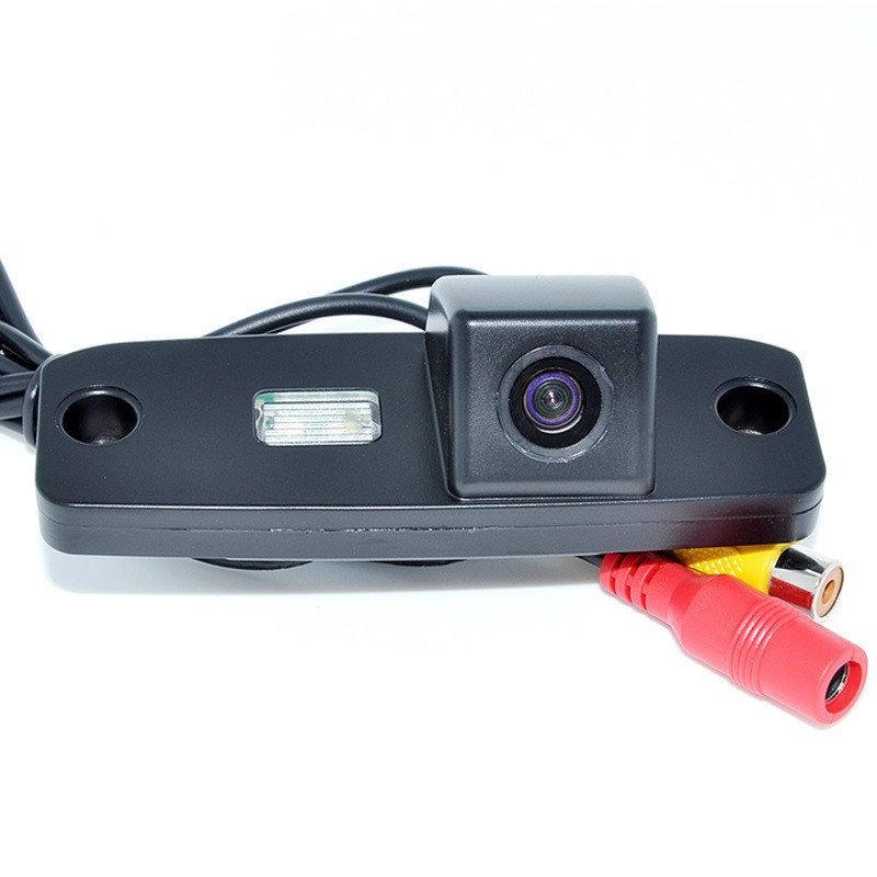 Камера заднего вида универсальная  Kia Ceed Oprius Sorento Sportage Carens Borrego цветная матрица CCD