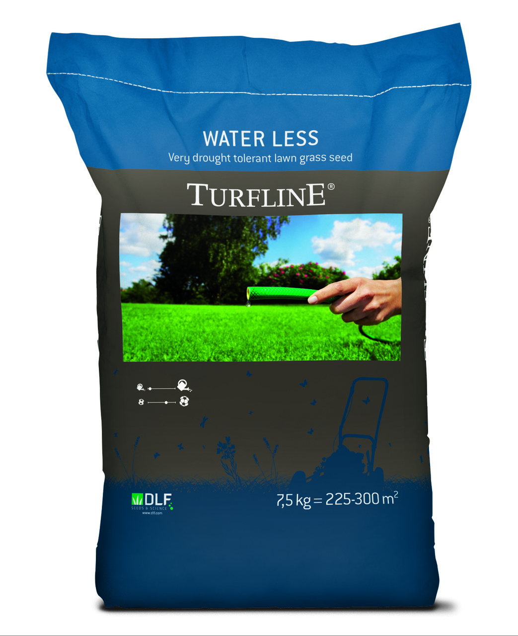 Газонная трава Ватерлесс