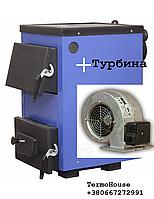 Угольный котел для дома Spark-Heat - 14(Т) (Спарк-Хит) мощностью 14 кВт с турбиной