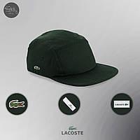 Lacoste кепка летняя мужская | кепка с прямым козырьком |как оригинал