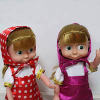 Кукла Маша — игрушка, которая цует и поет! Код:3007