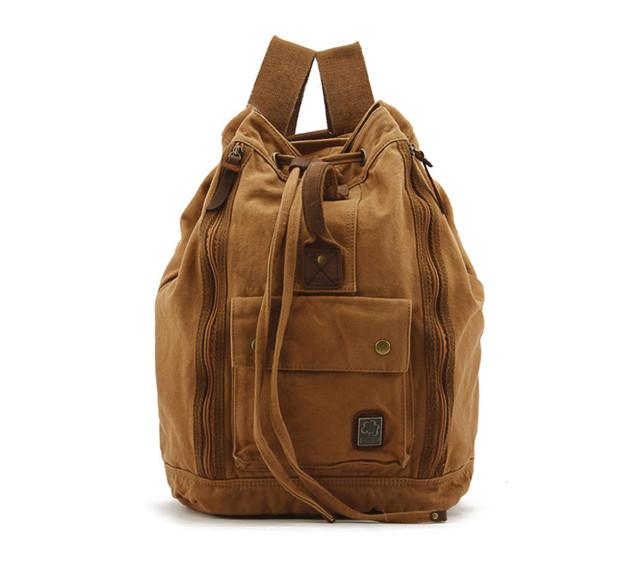 Рюкзак-торба вид спереди