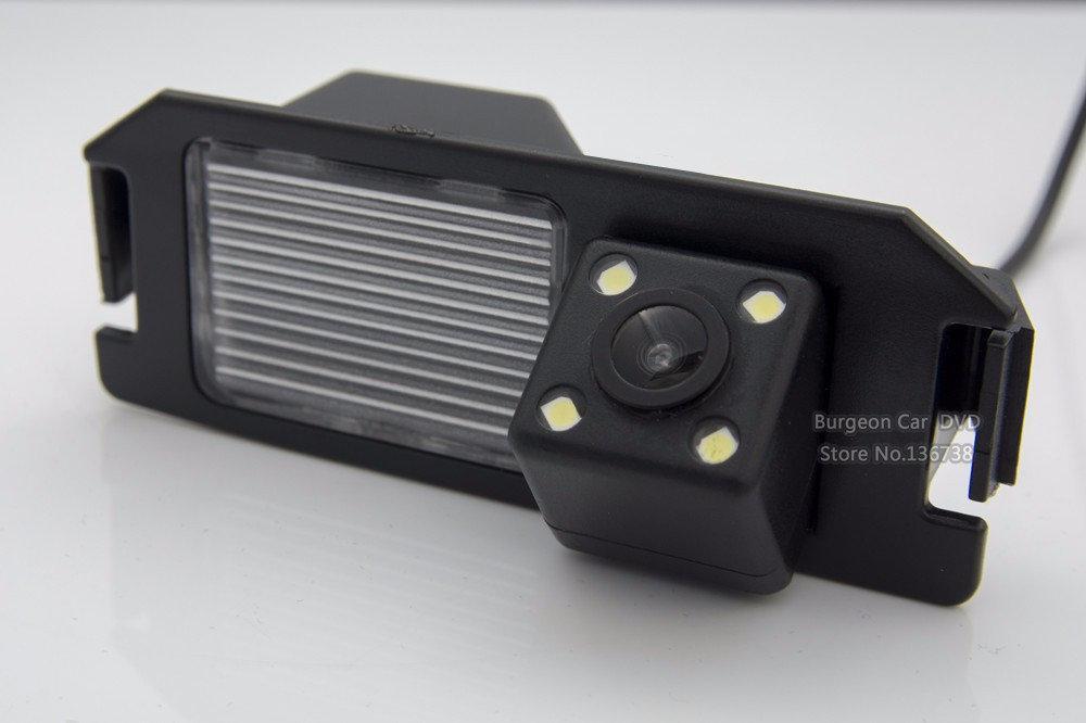 Камера заднего вида универсальная Hyundai Solaris I30 Rohens Genesis Coupe Kia Soul Ceed цветная матрица CCD