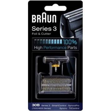 Сітка і ріжучий блок Braun 30B (4000/7000 Series 3)