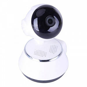 Панорамная поворотная IP камера ESCAM Q6 360 градусов Wi-Fi