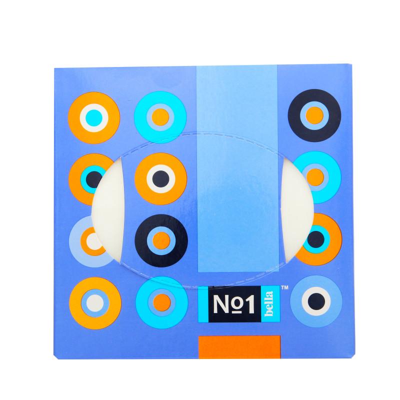 Платки бумажные двухслойные Bella № 1 (80 шт. / 1 уп.)