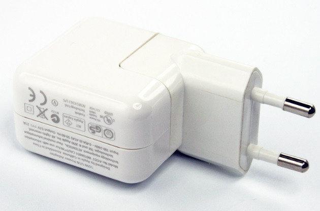 Сетевой USB адаптер для IPad 2 USB Port 2,1 A