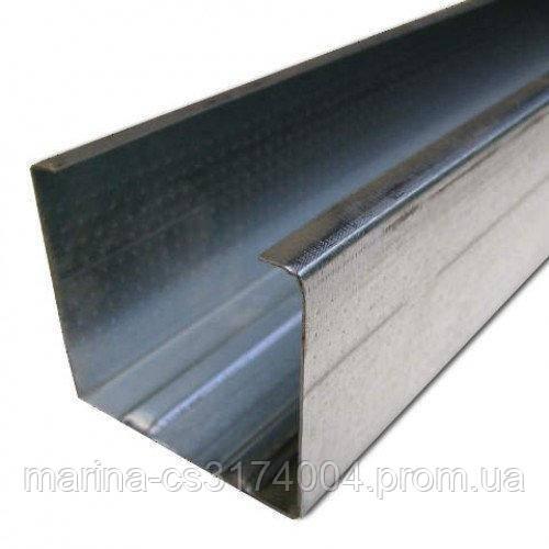 Профиль CW-75 (0,4мм) 3м