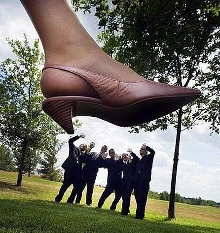 Самые смешные анекдоты про свадьбу.