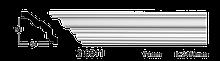 Карниз потолочный гладкий Classic Home 2-0511, лепной декор из полиуретана